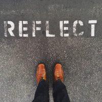 reflecteer - keuzes foto bij blog