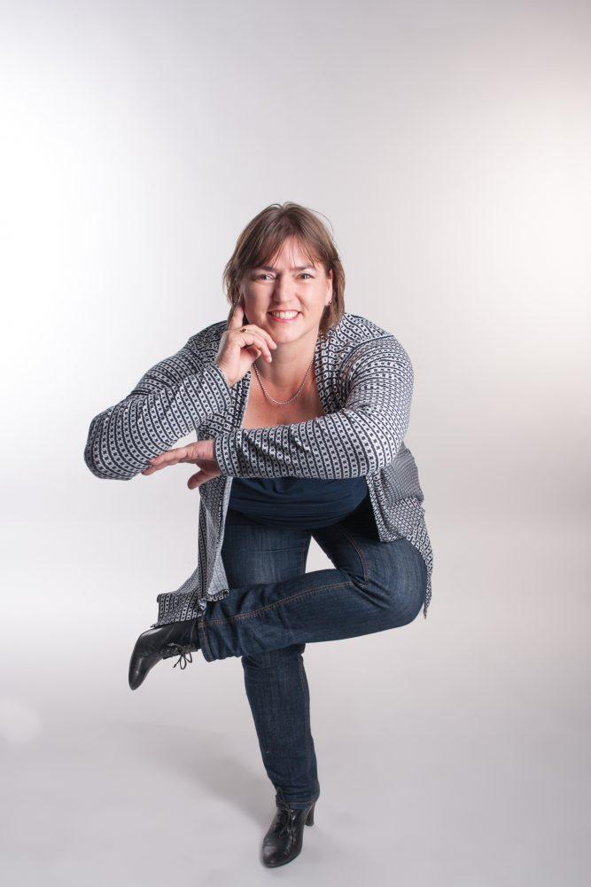 Portretfoto Esther Appeldoorn