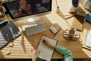 videocall en contact maken