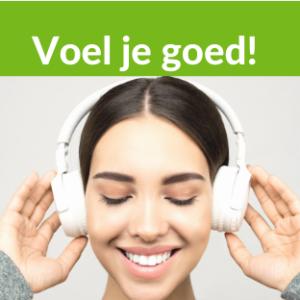 Transformatie audioserie - voel je goed!